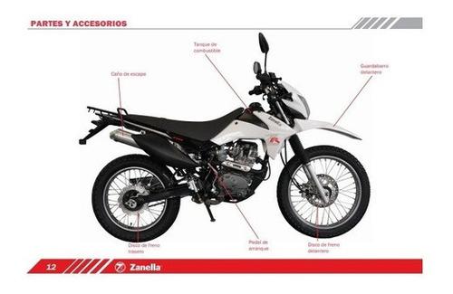 Zanella Zr 150 Lte F. Varela