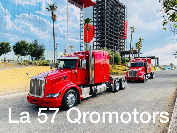 Tractocamion Peterbilt Cascadia Volvo Kenworth T660