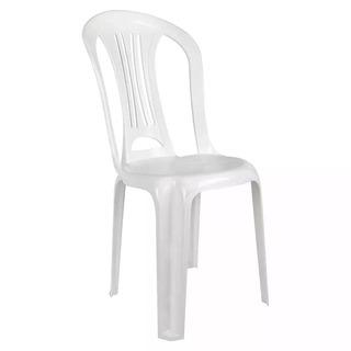 Cadeira Bistrô Bela Vista Branca 15151103 Mor