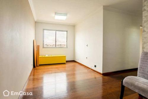 Imagem 1 de 10 de Apartamento À Venda Em São Paulo - 25657