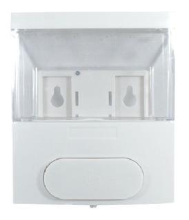 Dispenser De Jabon Liquido Baño Publico Dosificador Shampoo
