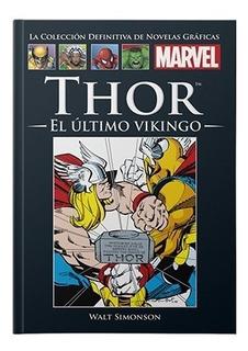 Marvel Salvat Vol.38 - Thor: El Último Vikingo