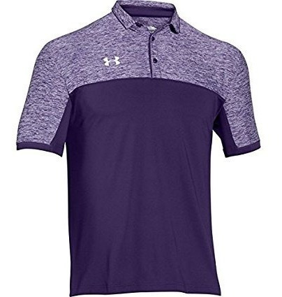Playera Under Armour Podium Xxl Us Morado