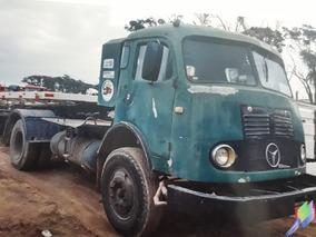 Caminhão Em Rio Grande Mb321, Mercedes Benz 321