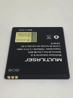 Bateria Multilaser Ms45 Ms45s 1550mah Mlb45 Cp491p Original