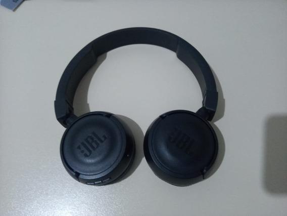 Fone Sem Fio Bluetooth Jbl T450bt Original
