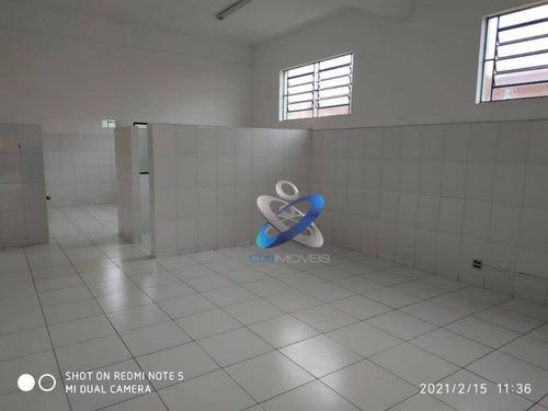 Ponto Para Alugar, 135 M² Por R$ 3.456,00/mês - Cidade Morumbi - São José Dos Campos/sp - Pt0084