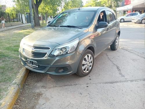 Chevrolet Agile Ls 2014 Gnc