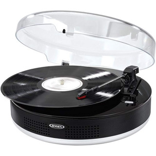 Jensen Turntable Black Jta-455