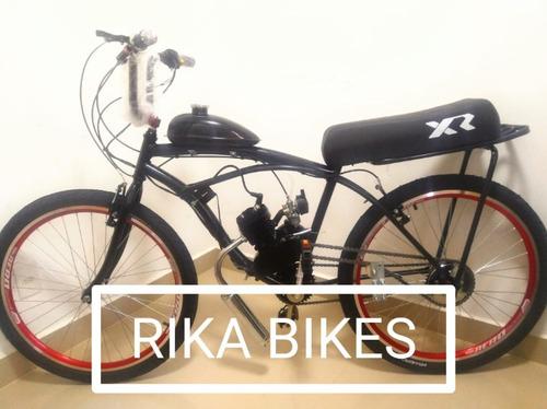 Imagem 1 de 8 de Bicicleta Motorizada
