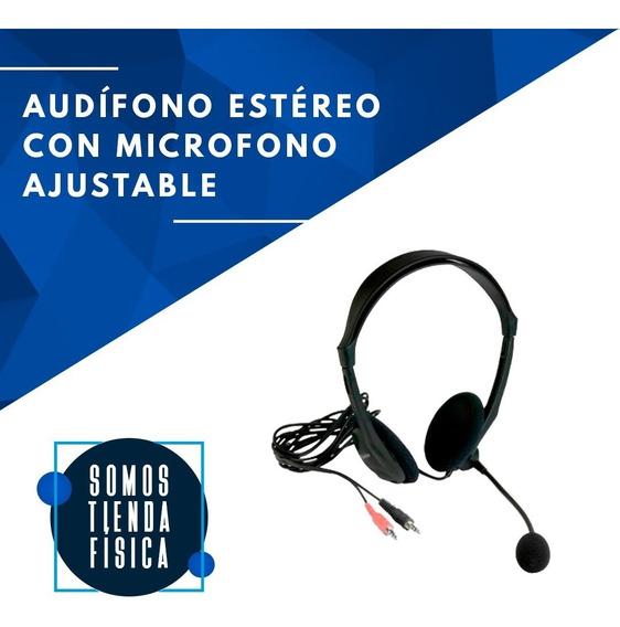 Audífonos Xtech Xts220 Headset Con Micrófono Plug 3.5mm