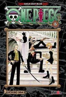 Manga One Piece # 06 - Eiichiro Oda