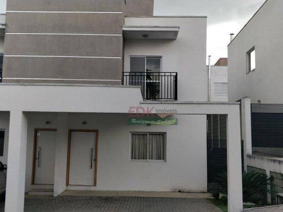 Casa Com 3 Dormitórios Para Alugar Por R$ 1.700/mês - Vila Areao - Taubaté/sp - Ca2299