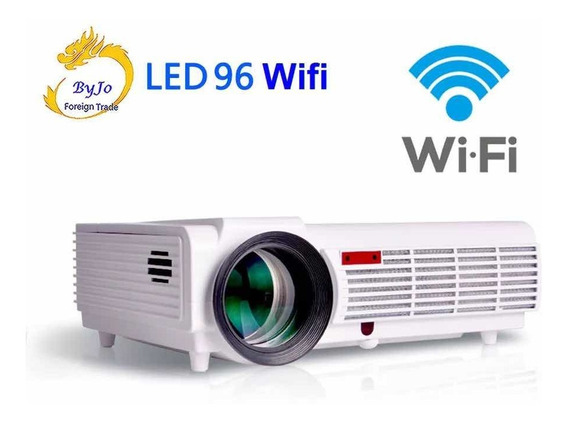Projeto 5500 Lumens Android Wi-fi Led 96w