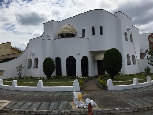 Imagem 1 de 20 de Sobrado À Venda, 4 Quartos, 3 Suítes, 4 Vagas, Espacial - São Bernardo Do Campo/sp - 41561