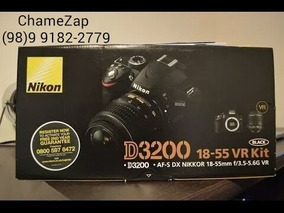 Câmera Nikon D3200 / Desconto / A Vista Em Maos, 650, 00