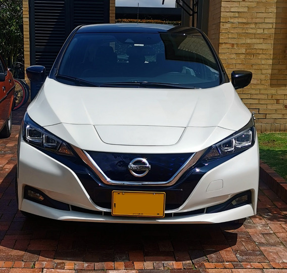 Nissan Leaf Eléctrico - New 2020