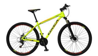 Bicicleta Mountain 29 Oxea Riddich 7 Velocida Aluminio + Luz