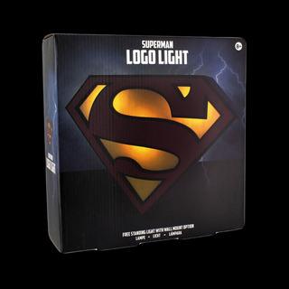 Superman Logo Light Dc Comics Paladone