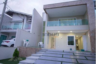 Casa Com 4 Dormitórios À Venda, 220 M² Por R$ 900.000 - Ca0553