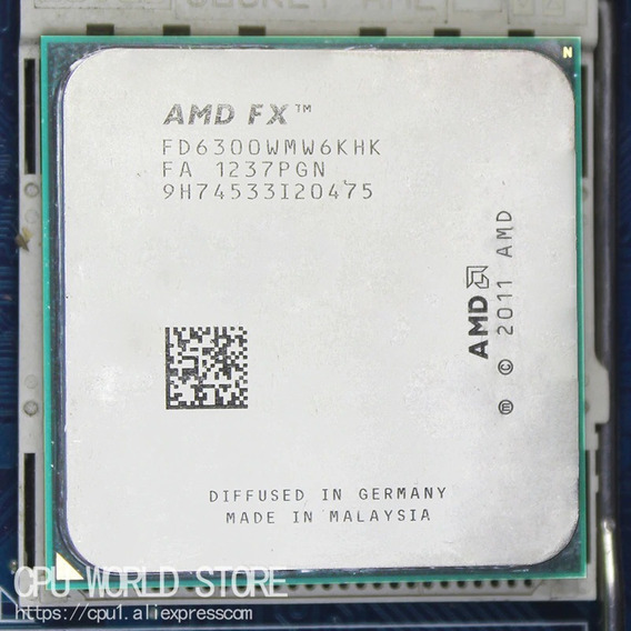 Processador Amd Fx 6300 14mb 3.5-3.8ghz Am3+