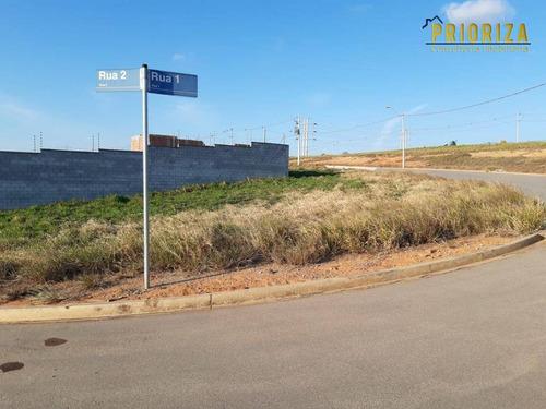 Imagem 1 de 3 de Terreno À Venda, 242 M² Por R$ 185.000,00 - Condomínio Villagio Ipanema I - Sorocaba/sp - Te0103