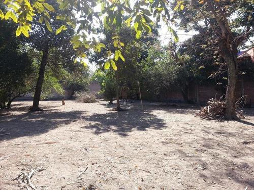 Imagen 1 de 8 de Terreno Comercial En Venta Itzamatitlan