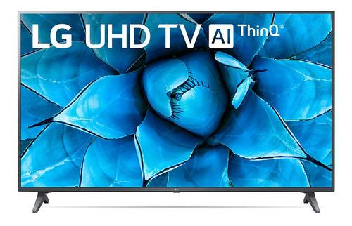 Imagen 1 de 10 de Smart Tv LG 43  Ultra Hd 43un7310 4k Hdr Activo Quad Core