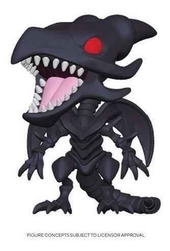 Funko Pop Animation Yu Gi Oh  Red Eyes Black Dragon