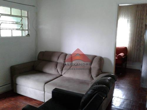 Casa Com 2 Dormitórios À Venda, 70 M² Por R$ 215.000,00 - Vila Maria - São José Dos Campos/sp - Ca4593