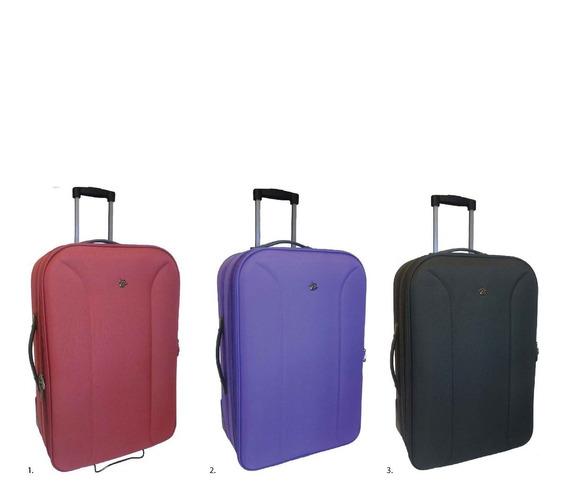 Valija 70 Cm Grande - Transit - 2 Ruedas - Varios Colores