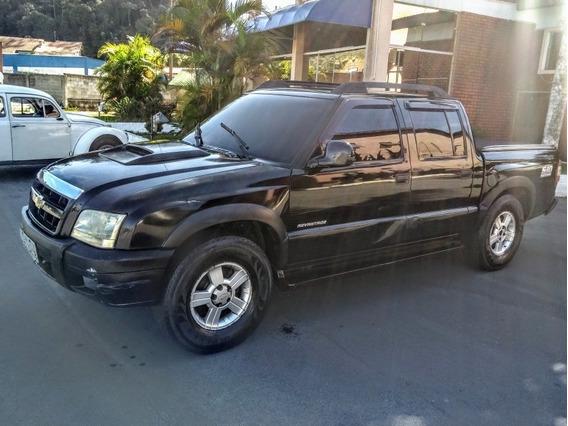 Chevrolet S10 2010 2.4 Advantage Cab. Dupla 4x2 Flexpower 4p
