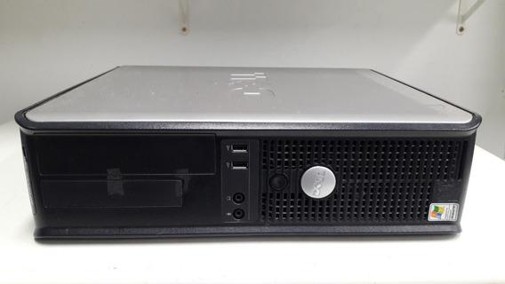 Cpu Dell Optiplex 755 Core 2 Duo 4gb, Hd 160gb. C/ Garantia