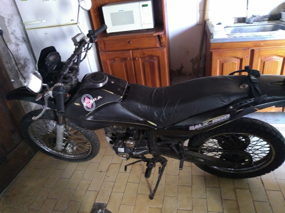 Moto Gilera Smx 200 Modelo 2011