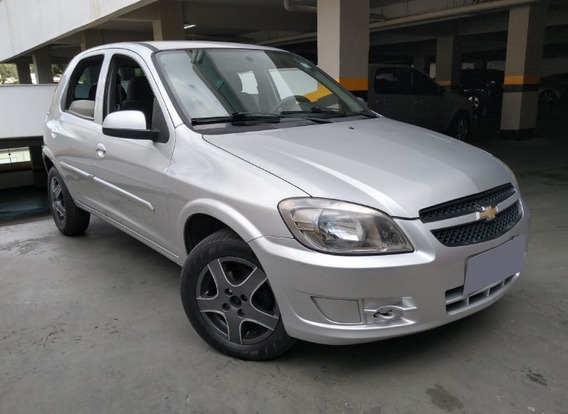 Chevrolet Celta 1.0 Mpfi Lt 8v Flex 2013 Manual.