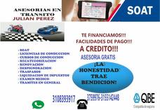 Licencias Carro ,moto, Cursos De Conducción