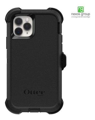 Estuche Otterbox Defender iPhone   11 Pro   Negro