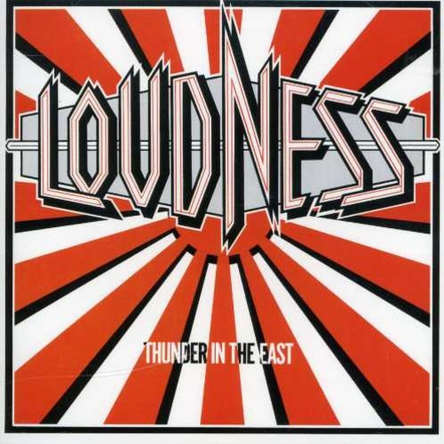 Loudness Thunder In The East Cd Import