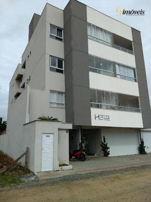 Apartamento A Venda No Gravatá, Navegantes, Com 1 Suíte E 1 Quarto - Ap1587