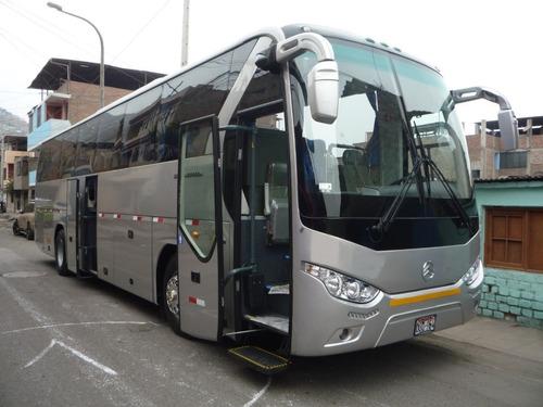Bus Turístico Golden Dragon