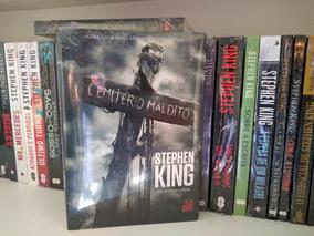 Livro Cemitério Maldito - Stephen King - Novo