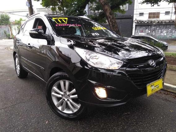 Hyundai Ix35 2.0 Aut. 2011 Preta Completa 60.880km Linda!!