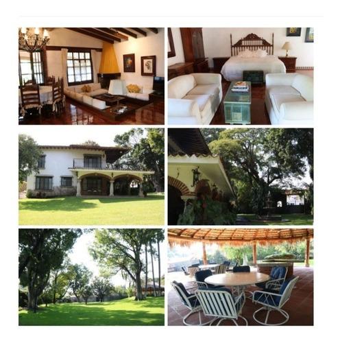 Casa Estilo Hacienda, Fracc. C/vigilancia, 90% Un Nivel