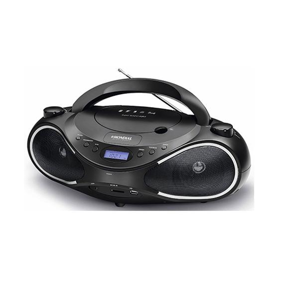 Rádio Portátil Fm Mondial Bx-16