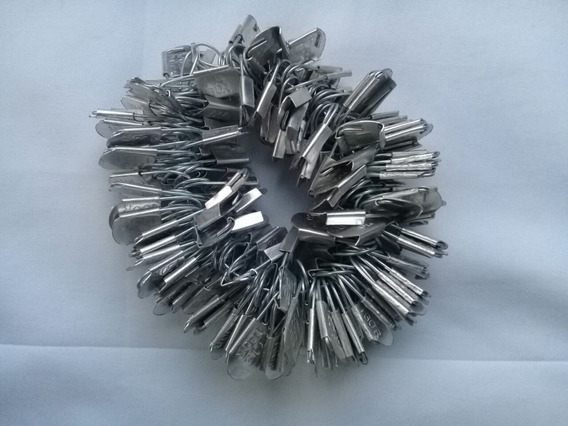 Anilha Alumínio Asa Galo Galinha Índio Gigante Frete Grátis