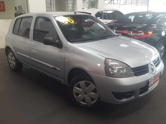 Renault Clio 1.0 Expression 16v Flex 4p 2006