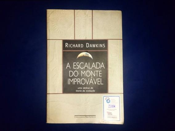 A Escalada Do Monte Improvável Livro Por Richard Dawkins