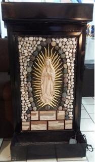 Fuente De La Virgen De Guadalupe