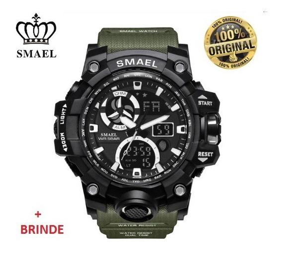 Relógio G.chock Smael Mod Novo 1545c P D
