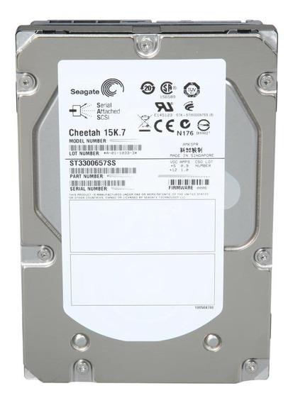 Disco rígido interno Seagate Cheetah 15K.7 ST3300657SS 300GB